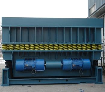 吉鑫科技|L12S系列振动落砂机
