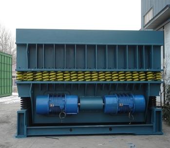 济南L12S系列振动落砂机