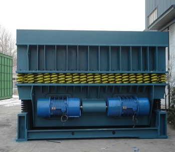 L12S系列振动落砂机