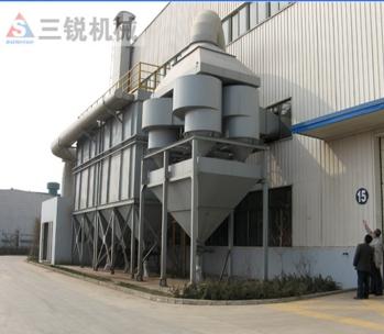 青岛SRD滤袋除尘器
